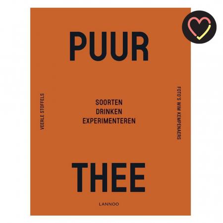 Boek 'Puur thee' van Veerle Stoffels