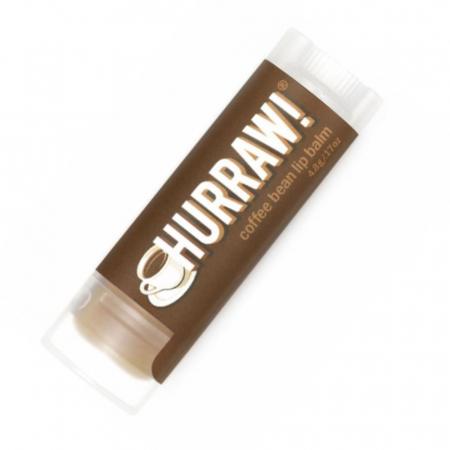 Lippenbalsem met koffiesmaak