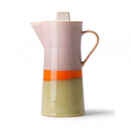 Seventies koffiepot