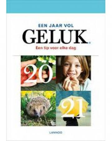 Scheurkalender 'Een jaar vol geluk'