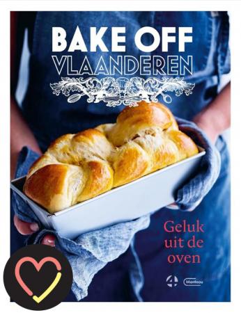 Kookboek 'Bake Off Vlaanderen'