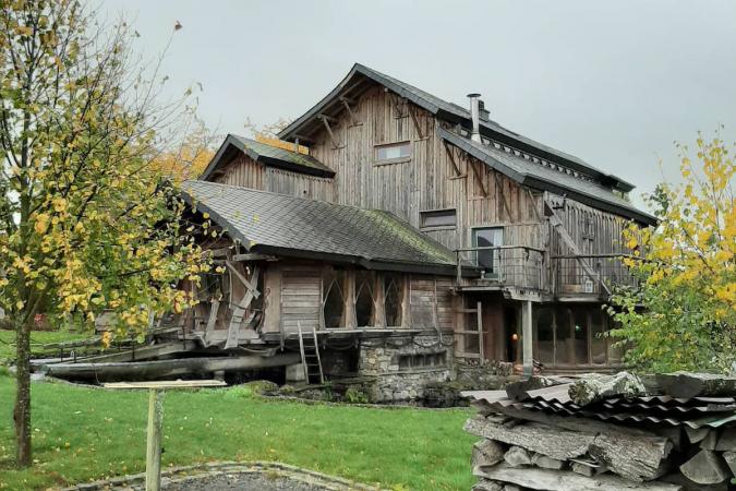 Sprookjeshuisje in Wéris