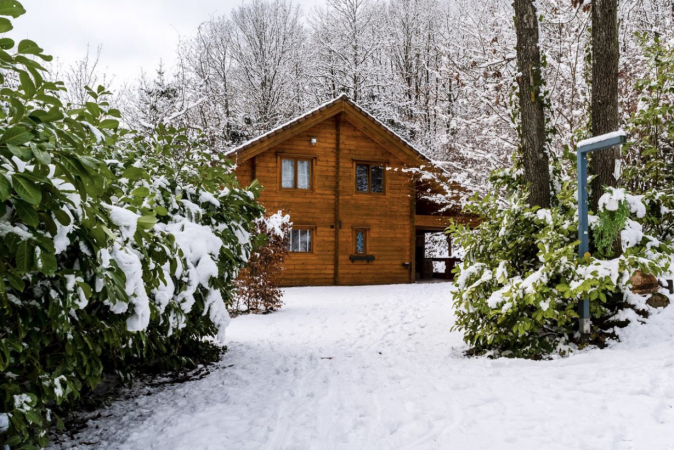 Cottage met prachtig uitzicht in Viroinval