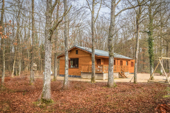 Chalet middenin het bos in Beauraing