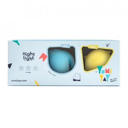 Nachtlamp Otti & Finn