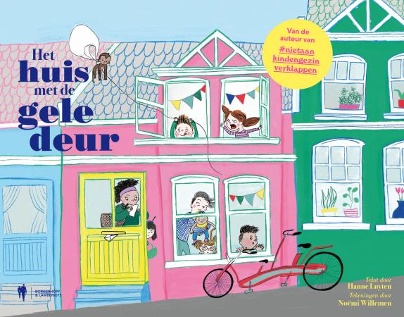Boek 'Het huis met de gele deur'