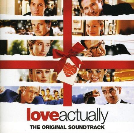 """Nous et la bande-son de """"Love Actually"""""""