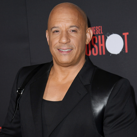 5: Vin Diesel, 54 millions de dollars