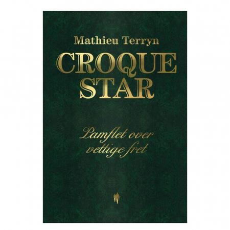 Boek 'Croquestar' van Mathieu Terryn