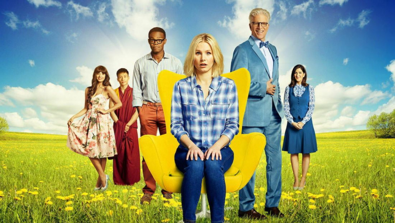 """The Good Place"""