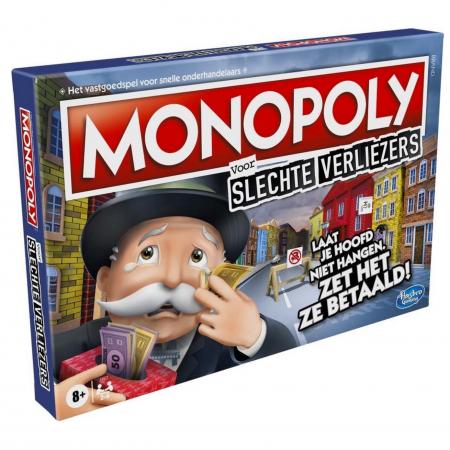 Monopoly Slechte Verliezers