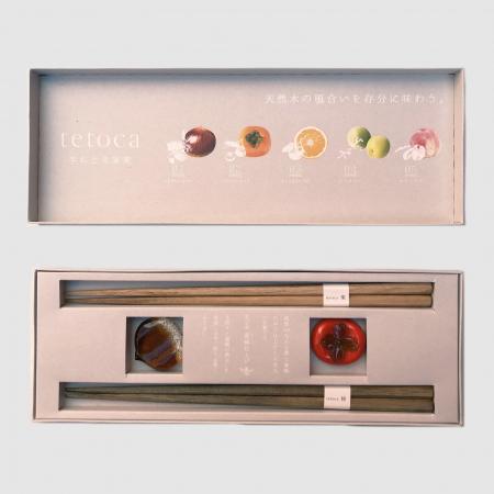 Set van 2 chopsticks