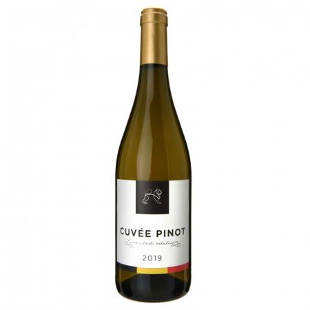 Cuvée Pinot 2019 (blanc)