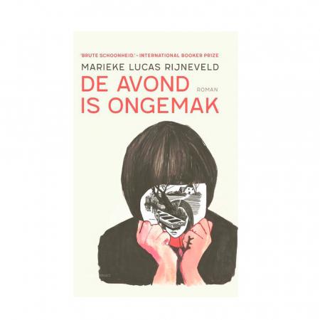 Bekroond boek 'De avond is ongemak' van Marieke Lucas Rijneveld