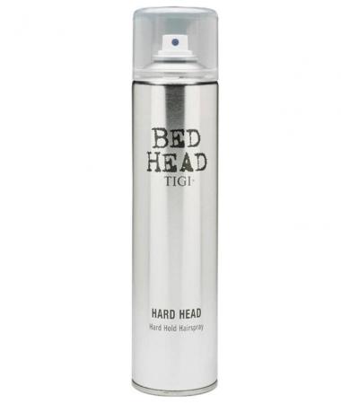 Bed Head Hard Head Hairspray van Tigi