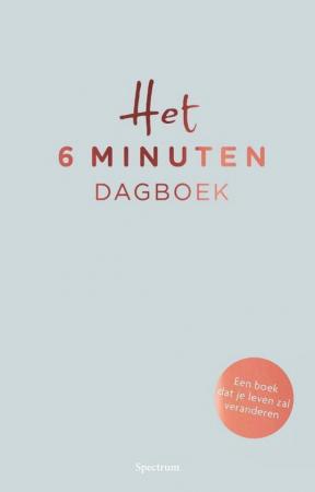 Het 6 minuten dagboek,Dominik Spenst