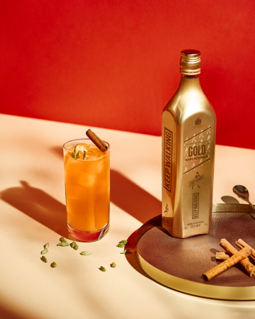 Johnnie & Gingerbread