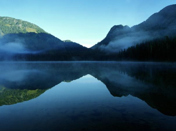 Whistler (Colombie-Britannique) au Canada