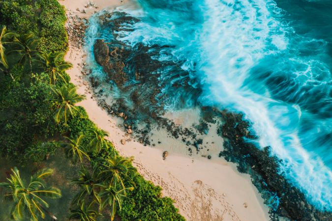 Oahu à Hawaii