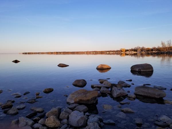 Collingwood (Ontario) au Canada