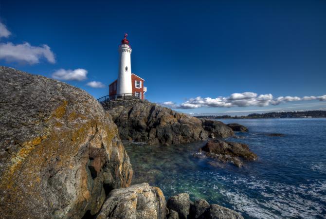 Victoria (Colombie-Britannique) au Canada