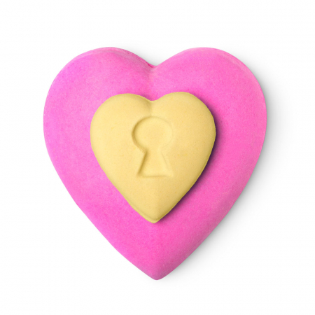 Bombe de bain 'Love Locket'