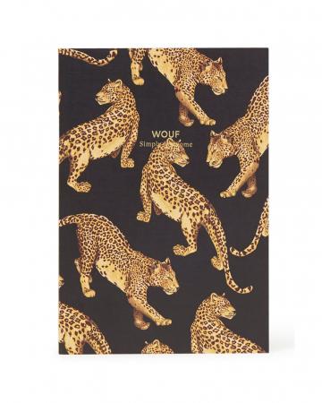 Notitieboek luipaard