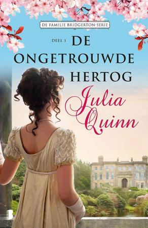 'Bridgerton 1: de ongetrouwde hertog' van Julia Quinn