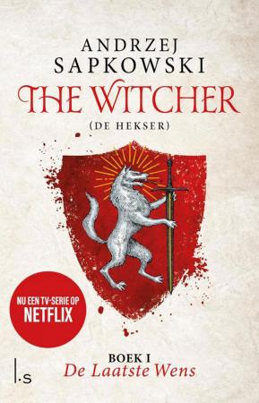'The Witcher 1: de laatste wens' van Andrzej Sapkowski