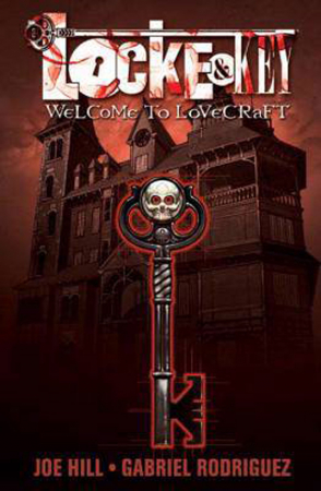 'Locke & Key, Vol. 1: Welcome to Lovecraft' van Joe Hill (Engelstalig)