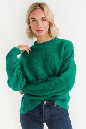 Groene pull
