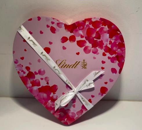 La boîte Coeur de Lindt