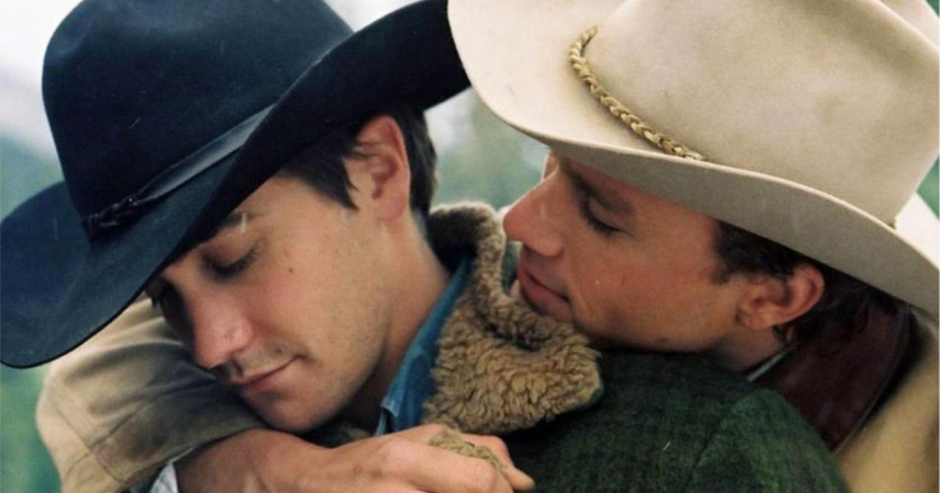 """Le secret de Brokeback Mountain"" de Ang Lee"