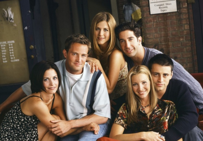 """""""Friends"""", la série préférée de Camille"""