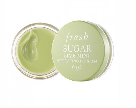 Baume à lèvres hydratant au sucre et au citron vert