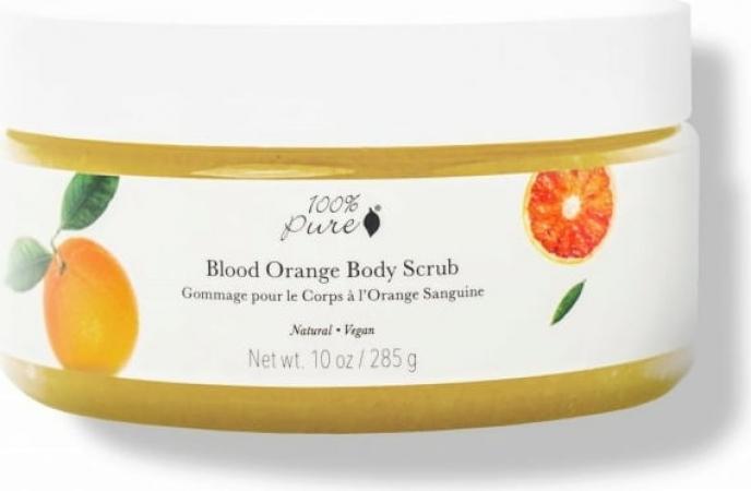 Scrub à l'orange sanguine