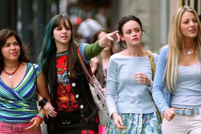 9. The Sisterhood of The Traveling Pants