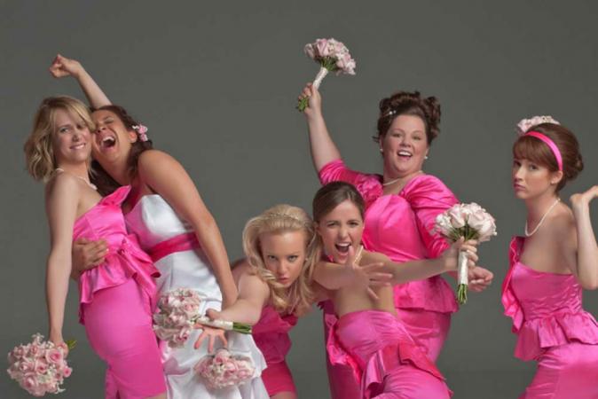 7. Bridesmaids