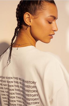 T-shirt oversize – 14,99€