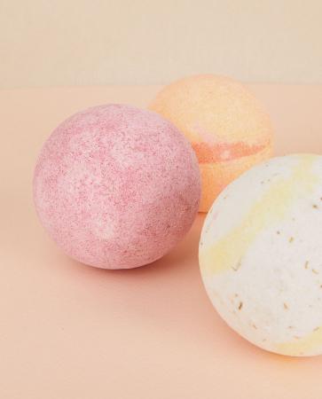 De produits cosmétiques végans de Bubbles at Home