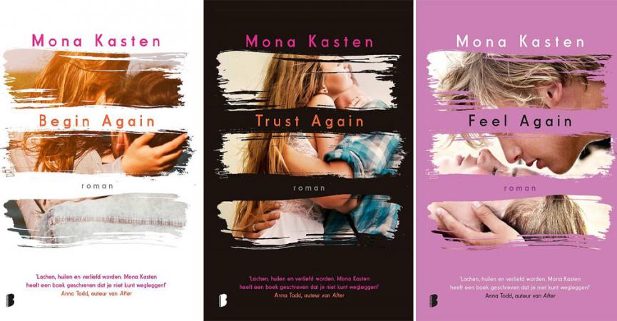 'Begin Again' uit de 'Again'-serie van Mona Kasten