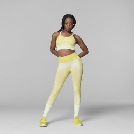 Legging jaune