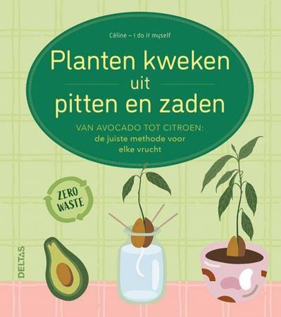 'Planten kweken uit pitten en zaden' van Céline – I do it myself