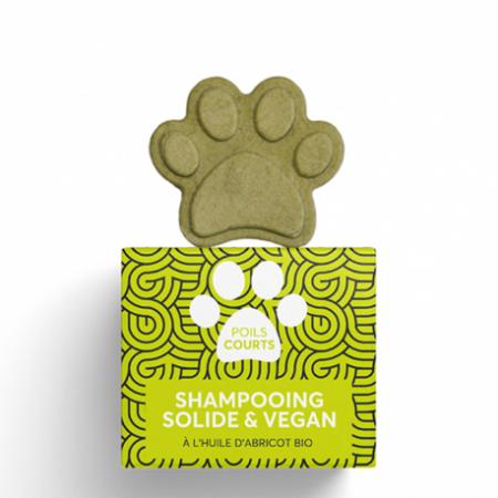 Shampoo bar voor kortharige honden