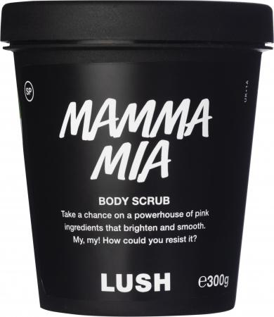 Mamma Mia – Gel douche exfoliant