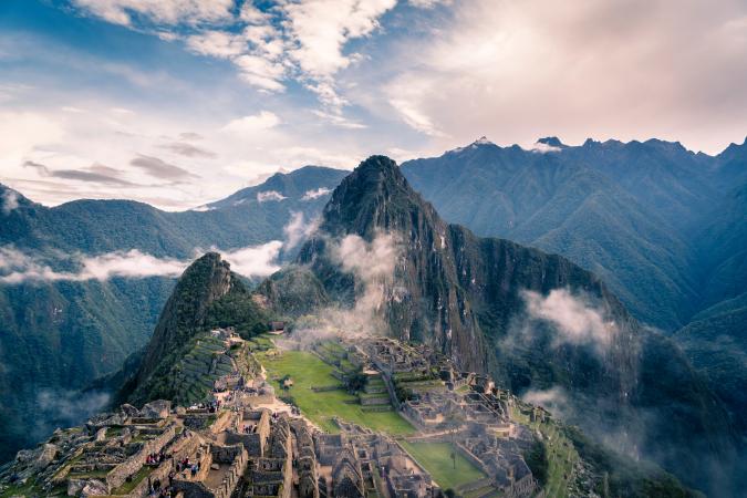 Le Machu Picchu – Pérou