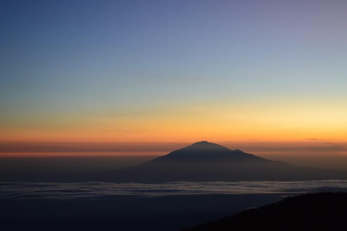 Le Kilimandjaro – Tanzanie