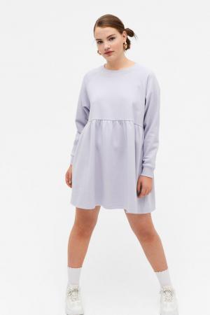 Lavendelkleurige jurk