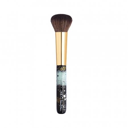 Luxueuze make-upborstel voor foundation