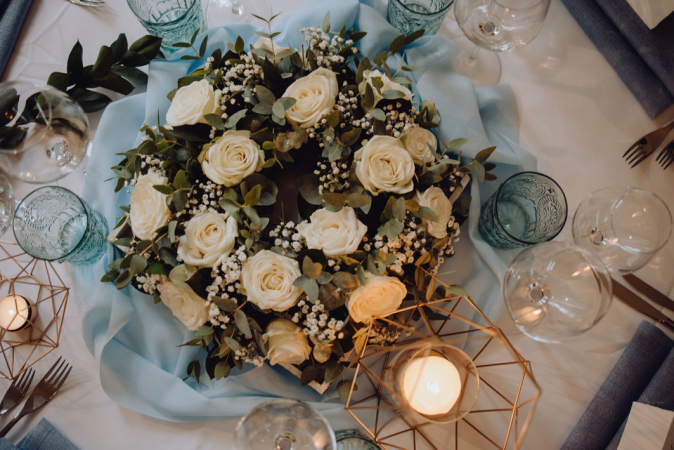 La décoration de table